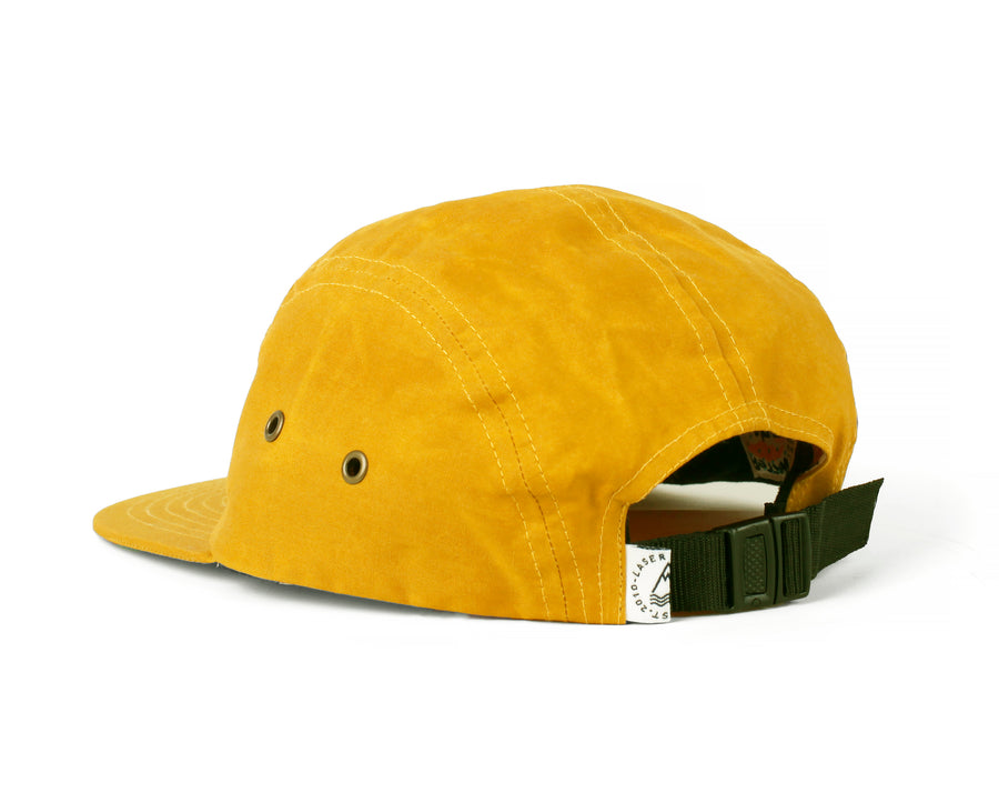 BARCELONETA KIDS 5 PANEL HAT YELLOW