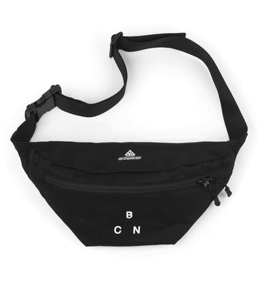 MONTJUICH CO/V2 SHOULDER BAG BLACK