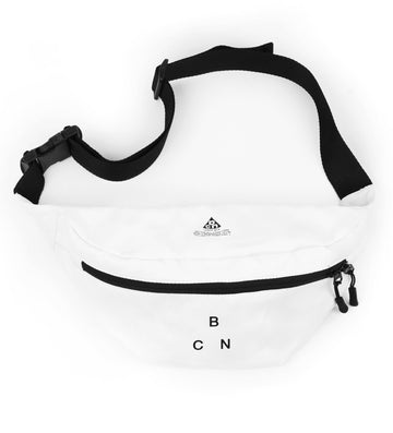 MONTJUICH CO/V2 SHOULDER BAG WHITE