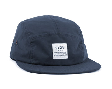BORNE MIDNIGHT PACKABLE 5 PANEL HAT