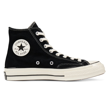 CONVERSE CHUCK TAYLOR ALL STAR '70 HI SUEDE BLACK