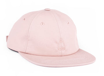 LLACUNA POLO HAT PALE ROSE