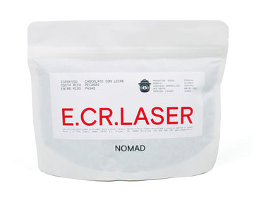 LASER X NOMAD SURVIVAL COFFEE