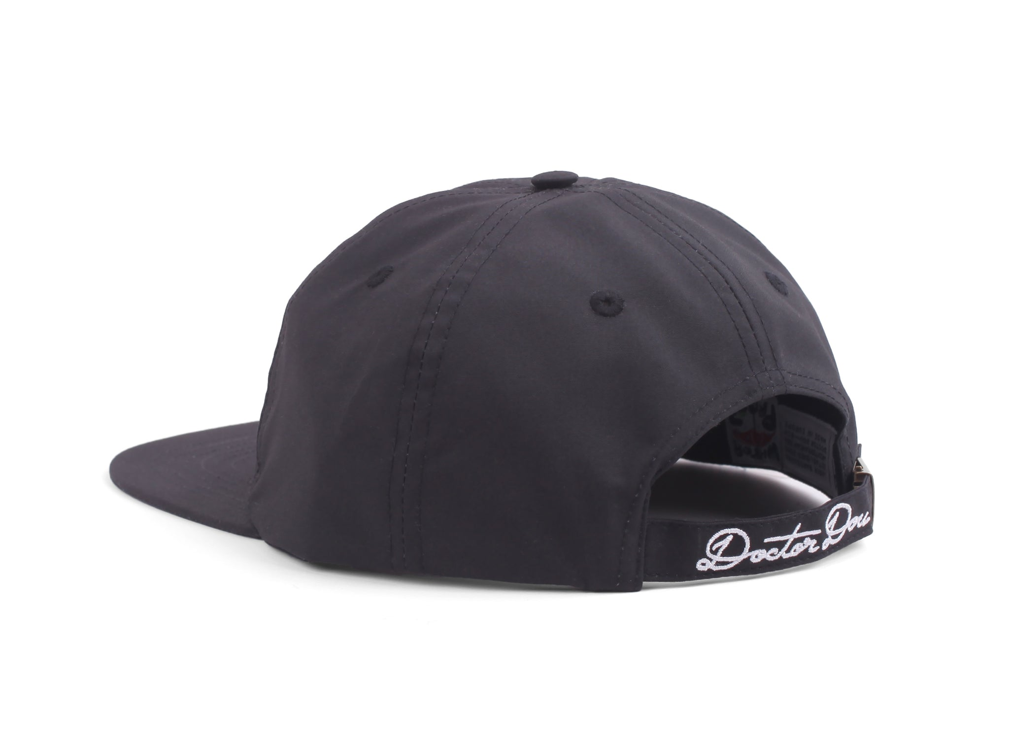 LLACUNA POLO HAT BLACK