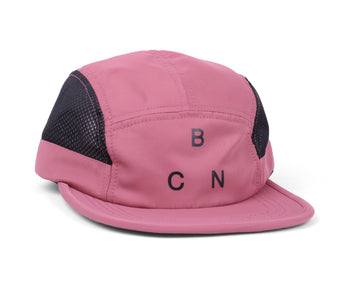 MONTJUICH CO/V2 TECH 5 PANEL HAT BERRY