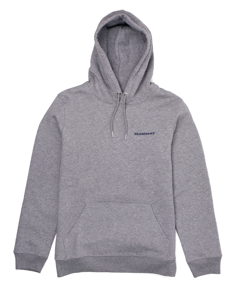 MONTSENY HOODIE HEATHER GREY