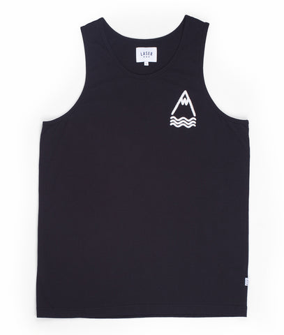 BARCELONETA TANK TOP BLACK