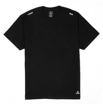 MONTJUICH CO/V2 TEE BLACK