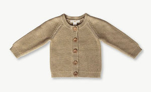 Pearl Knit Cardigan - Goldie