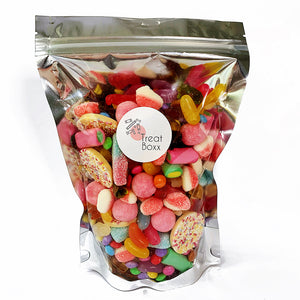 500g Build Your Own Pick 'N' Mix Pouch (10 Fillings)