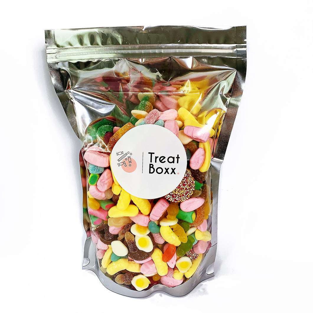 1kg VEGETARIAN Build Your Own Pick 'N' Mix (10 Fillings)