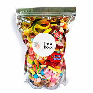 Mega Build Your Own Pick 'N' Mix Pouch (16 Fillings)