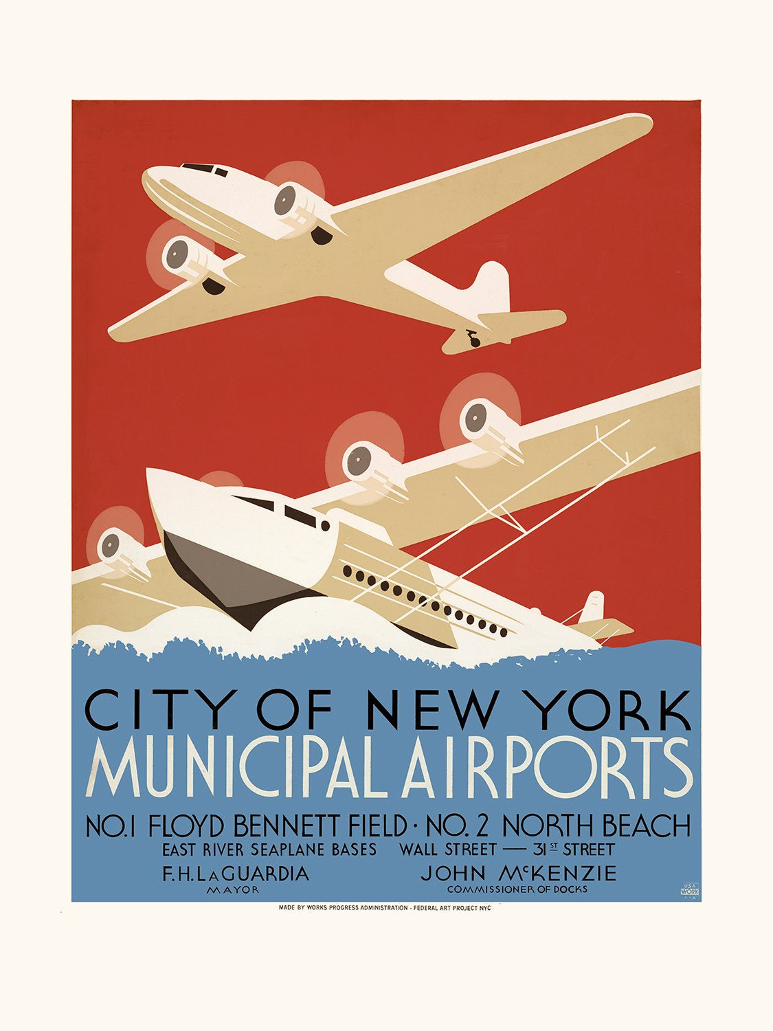 AFFICHE MY AIRPORT
