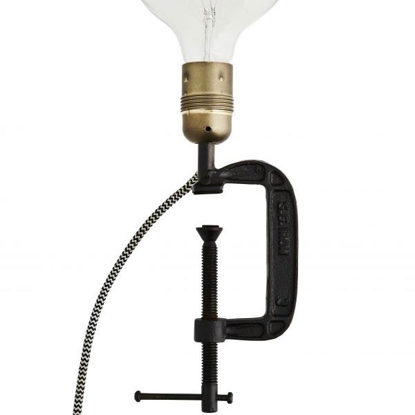 LAMPE A CLIPSER TABLE LAMP W CLAMP