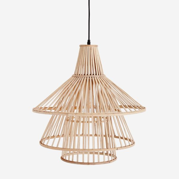 SUSPENSION BAMBOO CEILING LAMP