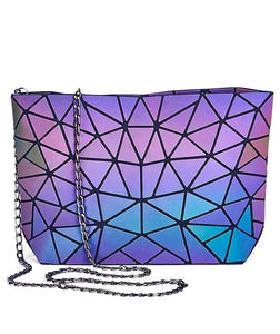 Luminous Chain Purse – Dawn
