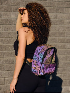 Luminous Mini Backpack – Zia
