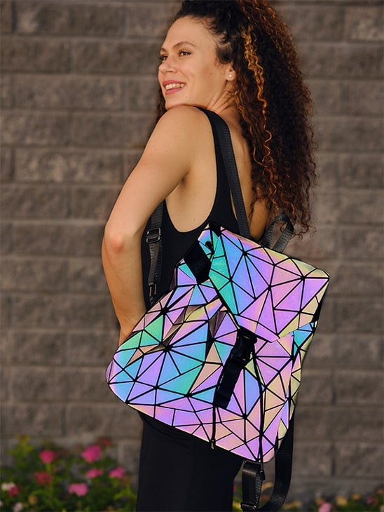 Luminous Backpack – Aurora