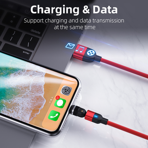 The Last Cable V3 - Charges all devices