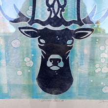 Load image into Gallery viewer, Chairman Deer III - Mono-Print