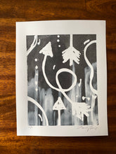 Load image into Gallery viewer, Mono-Silkscreen Print