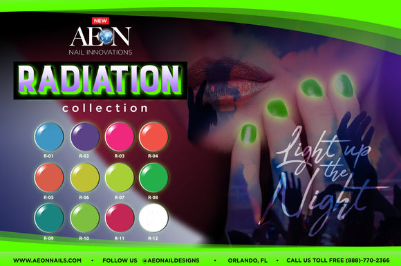AEON Radiation Collection