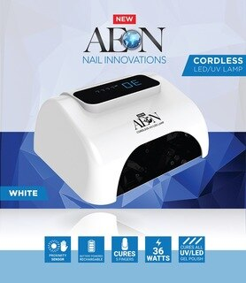 Aeon Cordless UV Led Lamp