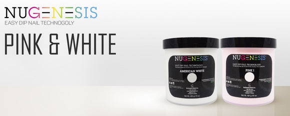 NuGenesis Pink & White Powder