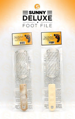 Sunny Deluxe Foot File