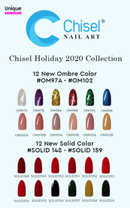 Chisel Holiday Collection 2020