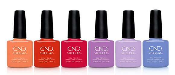 CND Shellac Gel Polish