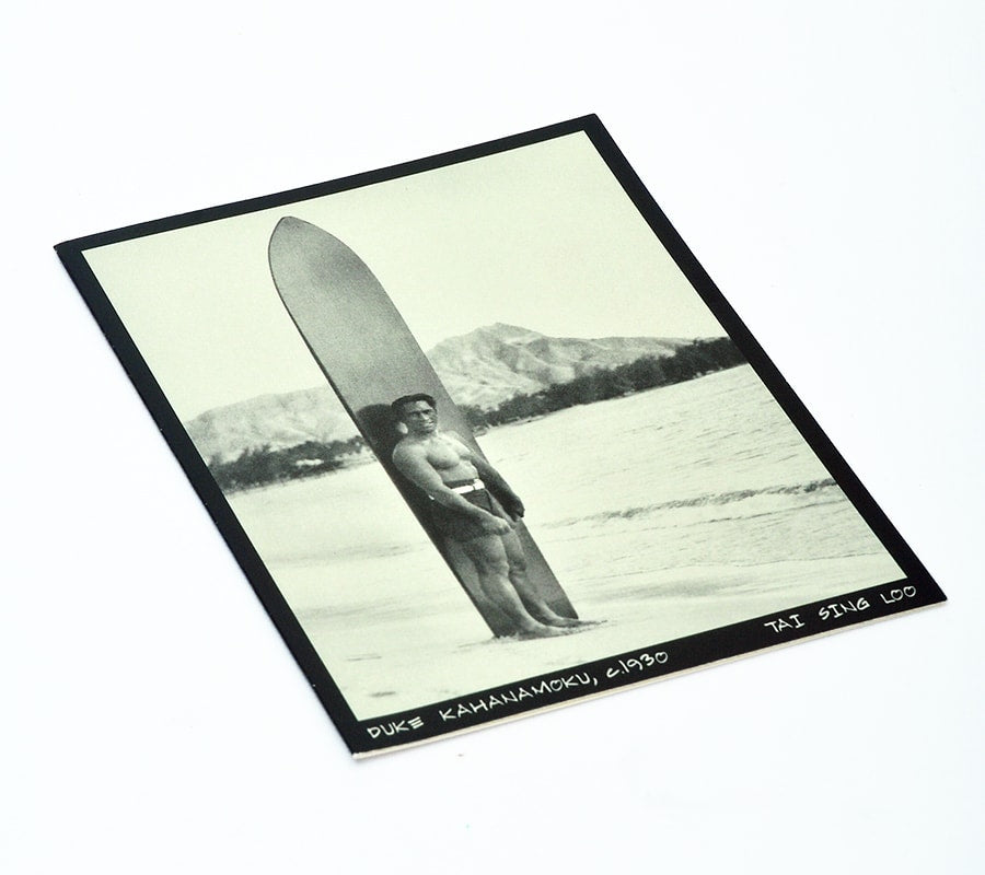 Duke Kahanamoku Card