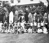 Members of the Outrigger Canoe Club