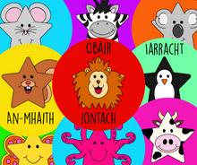 Load image into Gallery viewer, Irish Digital Sticker Bundle