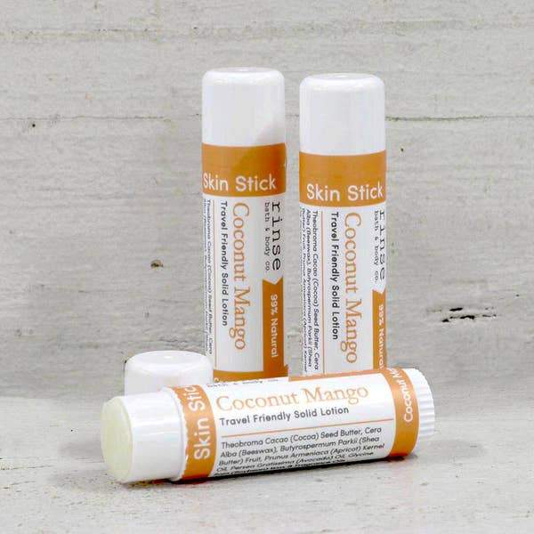 RINSE Skin Stick - Coconut and Mango