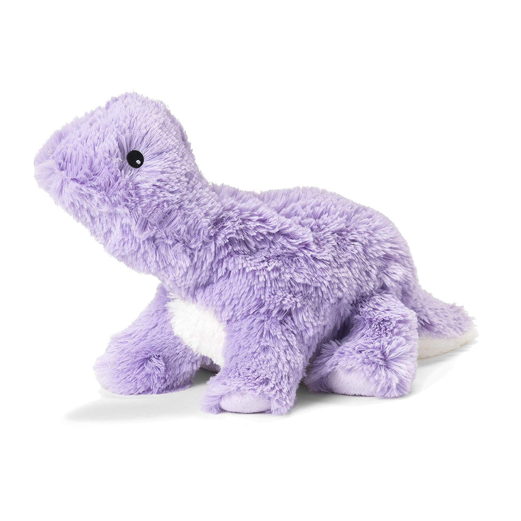 Purple Dinosaur Warmie