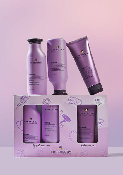 Pureology Hydrate Color Essentials kit