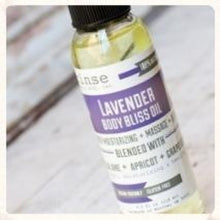 Load image into Gallery viewer, RINSE Body Bliss Oil - Lavender