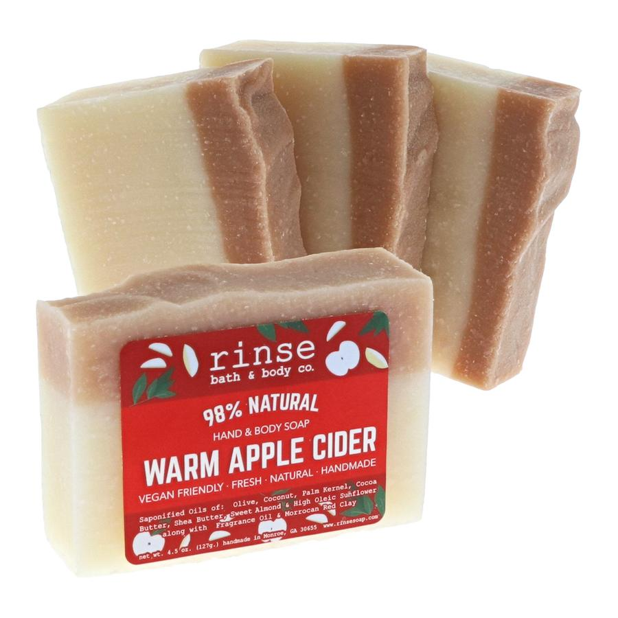 RINSE Hand and Body Soap - Warm Apple Cider