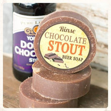 Load image into Gallery viewer, RINSE Beer Soap - Chocolate Stout