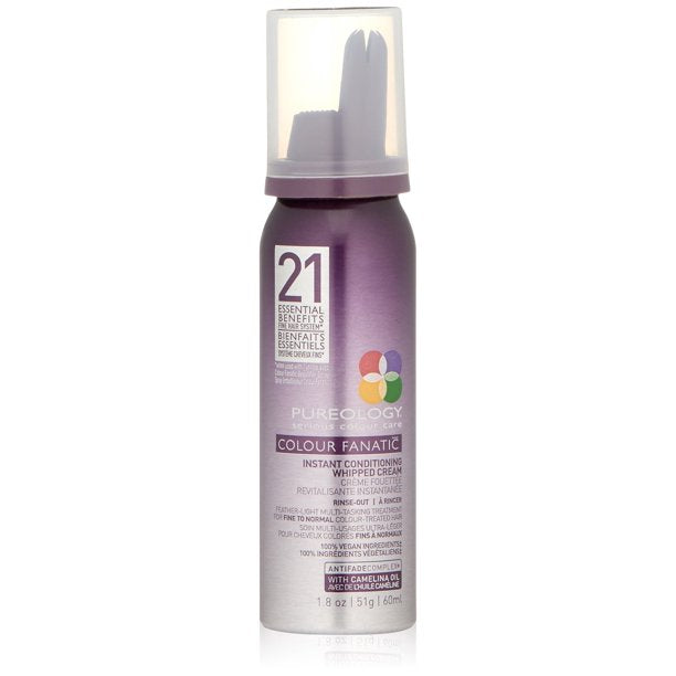 Pureology: Colour Fanatic Instant Conditioning Whipped Cream 1.8oz