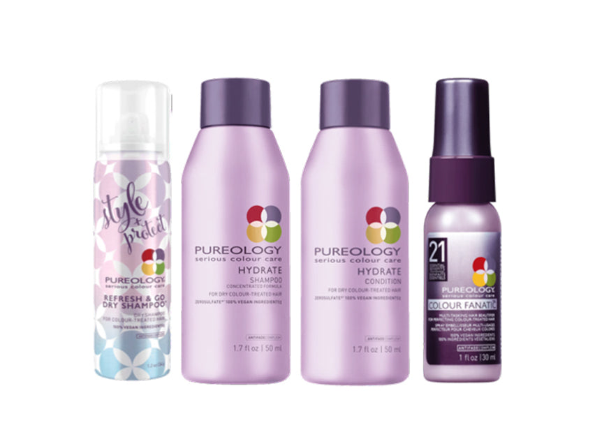 PUREOLOGY Mini Hydrate On the Go Kit