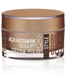 Brazilian Blowout: Açaí Restorative Sculpt and Define Polish