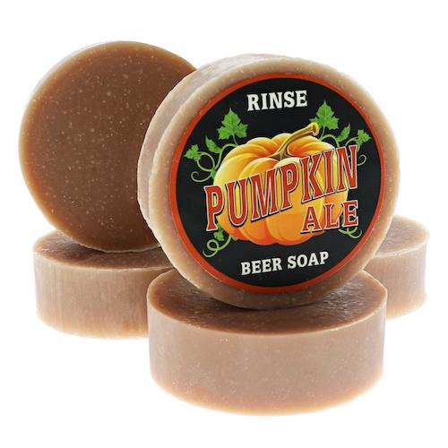 RINSE Beer Soap - Pumpkin Ale