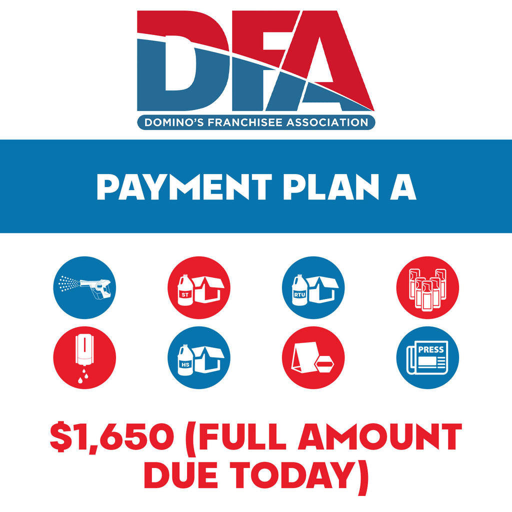 DFA Protection Package Option 2 Payment Plan A (Full payment due upfront) - BiodomeProtection