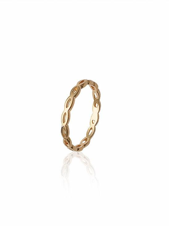 Serena Gold Ring