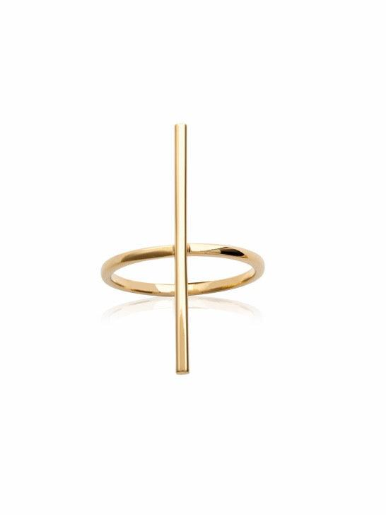 Laura Gold Ring