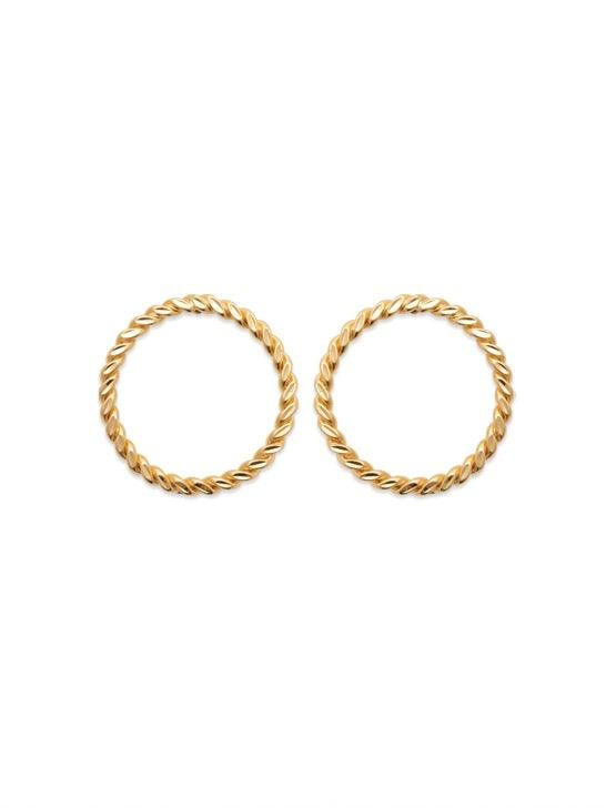 Camilla Gold Earrings