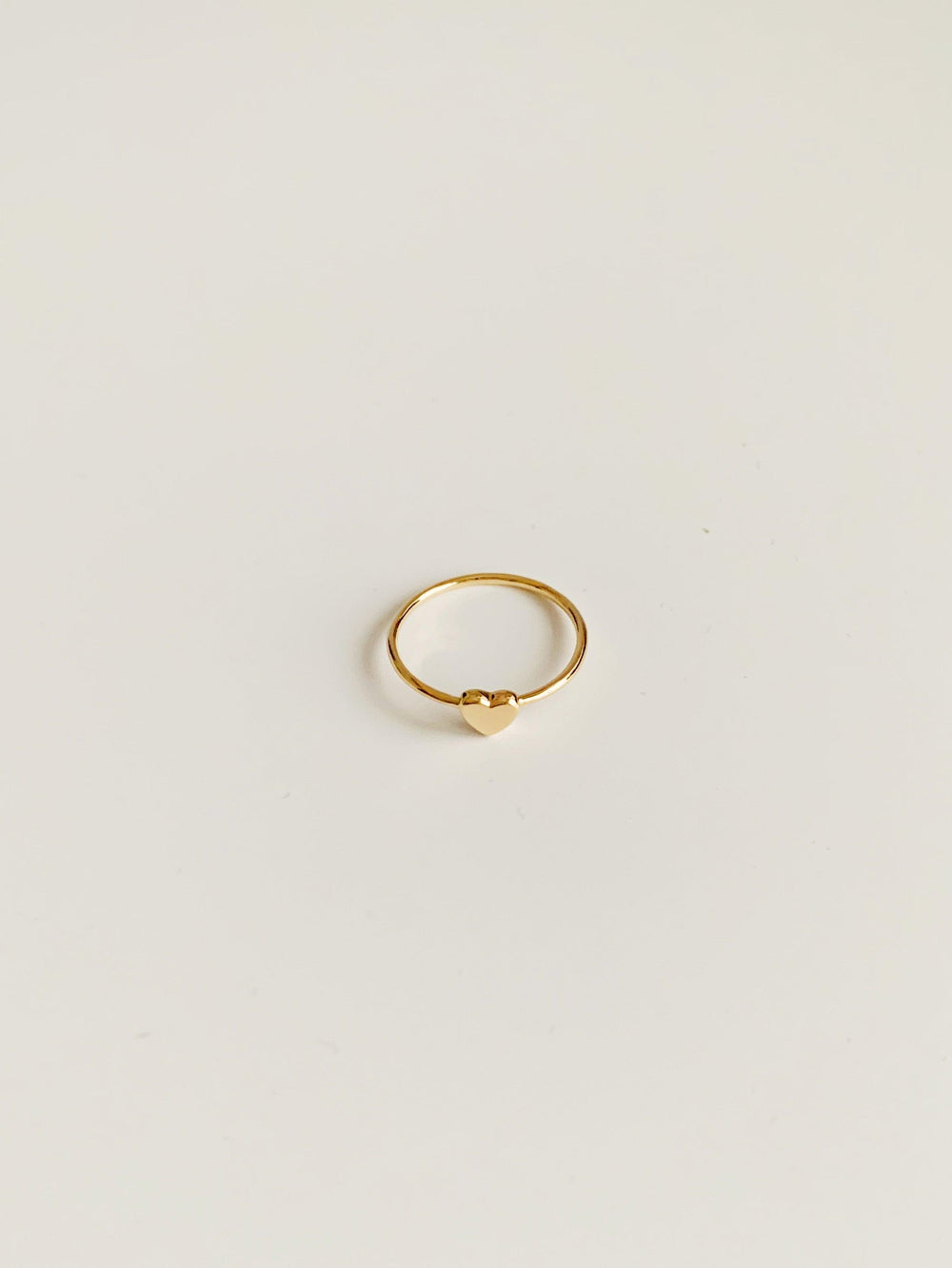 Amillis Gold Friendship Ring