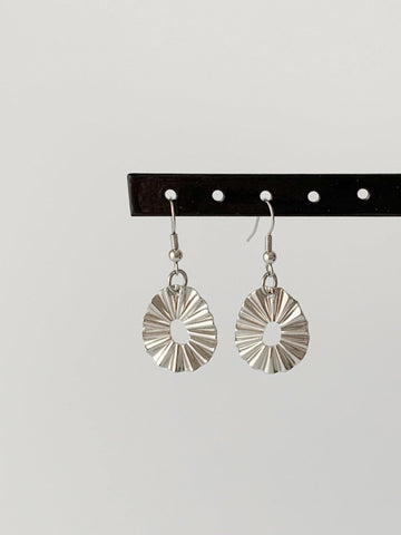 Ayla Silver Earrings - Amillis